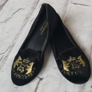 Juicy couture slip on